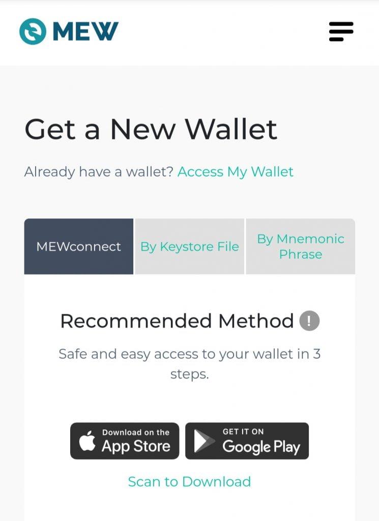 كيفية إنشاء محفظة الاثريوم Myetherwallet خطوة بخطوة: دليل المبتدئين 2020