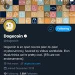 مجتمع DogeCoin