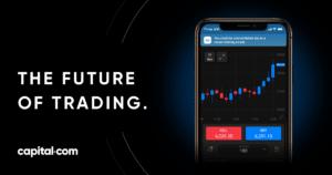 Capital.com: برنامج تداول النفط متقدم