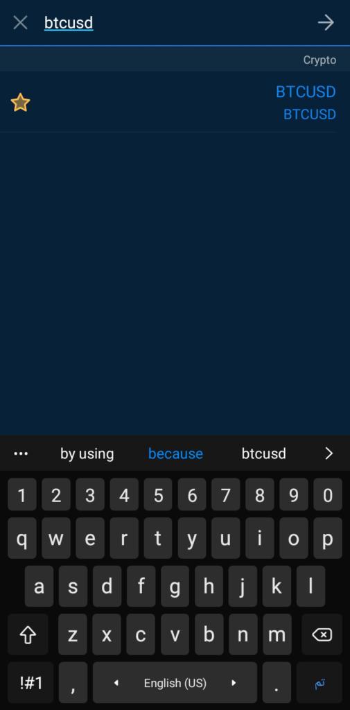 BTC تطبيق AvatradeGo